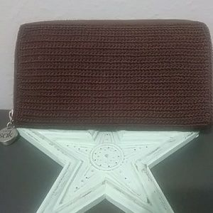 The Sak Crochet Wallet